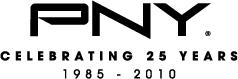 PNY 25th Anniversary