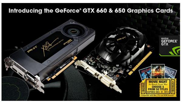 GTX 660 & GTX 550