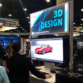SIGGRAPH 2019 3D Design Pod