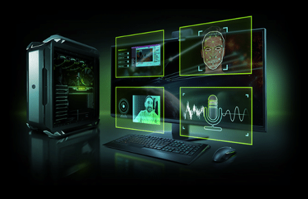 NVIDIA Broadcast Features