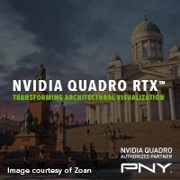 NVIDIA Quadro RTX - Transforming Architectural Visualization