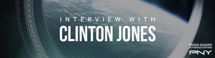 Interview with Clinton Jones