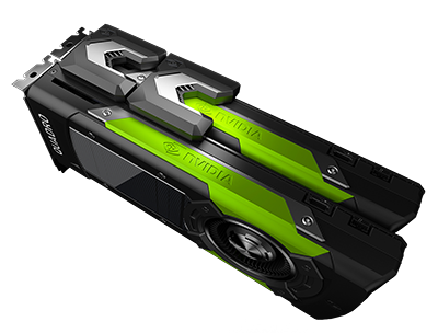 NVIDIA Quadro GP100 with NVLink