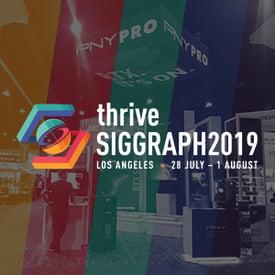 SIGGRAPH 2019 Blog