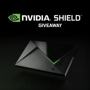 NVIDIA Shield Giveaway