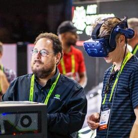 SIGGRAPH 2019 VR Pod