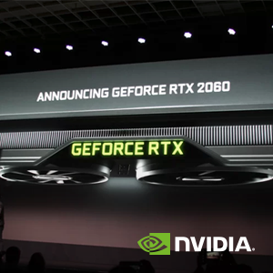 NVIDIA Opens CES with Launch of GeForce RTX 2060