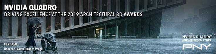 Driving Excellence at the 2019 Architectural 3D Awards