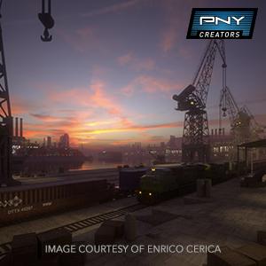RTX for Creators - Image Courtesy of Enrico Cerica