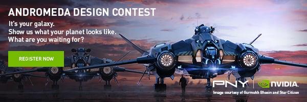 Andromeda Design Contest