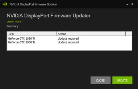 PNY Pro Tips: #3 Apply NVIDIA DisplayPort 1 3 & 1 4 Firmware Update