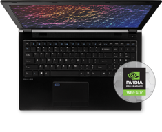 PNY PREVAILPRO Mobile Workstation