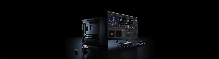 Quadro RTX Workstation